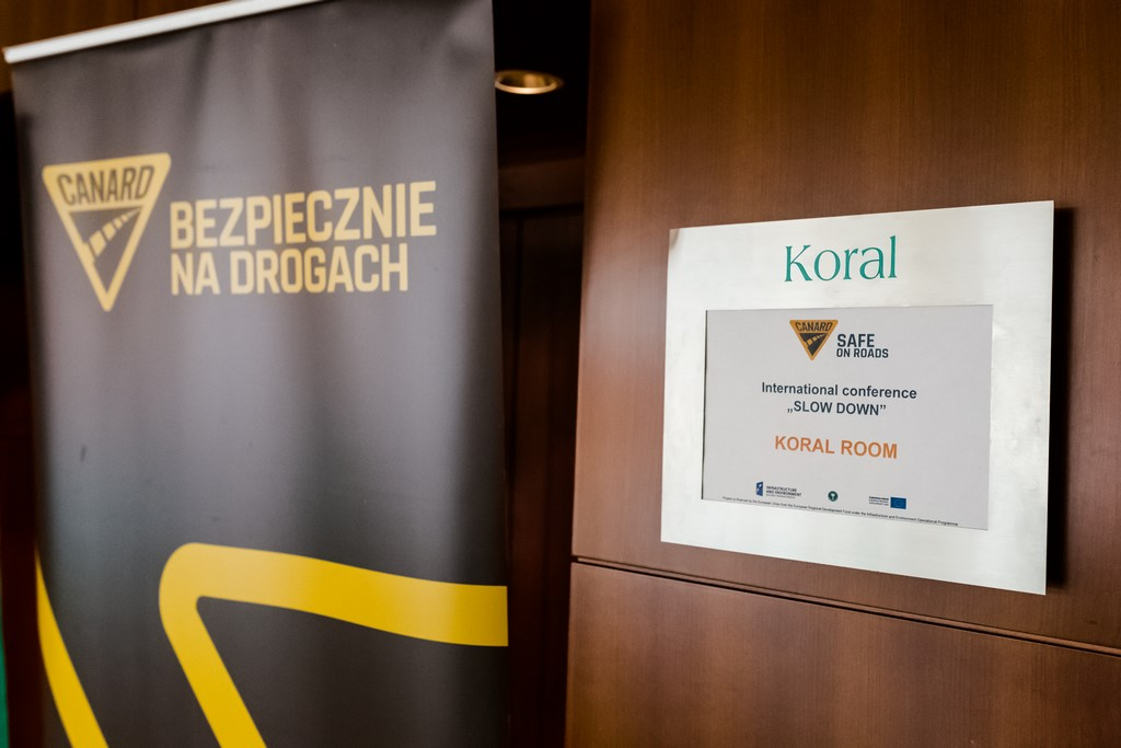 Konferencja SLOW DOWN